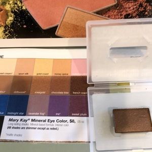 NEW Marykay mineral eye color, Chocolate